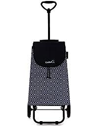 GARMOL - Poussette de marché 2 roues 38l gris - 46713