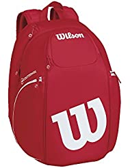 Wilson Vancouver Raqueta Bolsa, Pro Staff Collection – Mochila ...