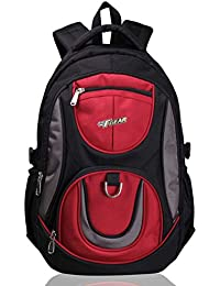 F Gear Axe 27 Ltrs Red Casual Backpack (2000)