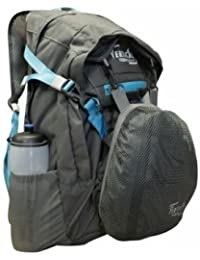 Mochila vertical RaidLight (28L Outdoor respire gris negro Dark Grey