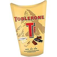 Toblerone chocolate mezclado pequeño 160g