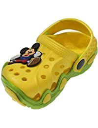 ASK - JS - LCD & CO Baby kids Unisex Eva clogs - 7 colors - micky mouse,Unisex Boys & Girls casual flip flops & house slippers - Glitter straps , Unisex kids casual Eva cloga - Tom & Jerry, Summer sandals with sound for baby boy & Girl / Pre walker sandle / whistle chu chu sandals, barbie black & pink, Boys & Girls casual flip flops & house slippers - Avengers, Boys flip flops & house slippers - Blue Spiderman, Kid's clogs , chappels -Note:- Colour & design may slightly vary