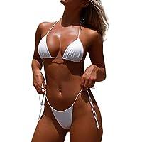 ASHOP bañador Natacion 2019 Bikini Mujer brasileño Sexy Tankinis Tallas Grandes Traje de baño Verde Agua Monokini Floral