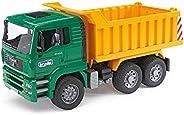 Bruder 02765 – MAN TGA lastbil med tipptråg