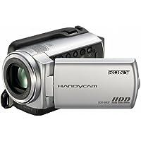 Sony DCR-SR37ES Hybrid-Camcorder (Memory Stick, 60 GB Festplatte, 60-fach opt. Zoom, 6,9 cm (2,7 Zoll) Display)