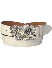 Amazon.es  Marfil - Cinturones   Accesorios  Ropa 8fe3e33cdd21