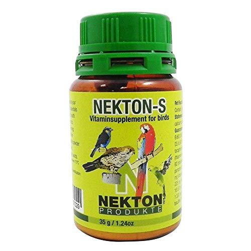 Nekton S, 1er Pack (1 x 35 g) - 35% Vitamin
