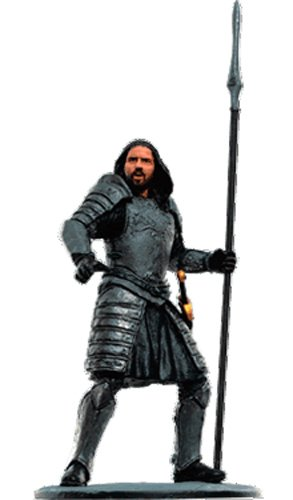 Lord of the Rings Señor de los Anillos Figurine Collection Nº 124 Beacon 1