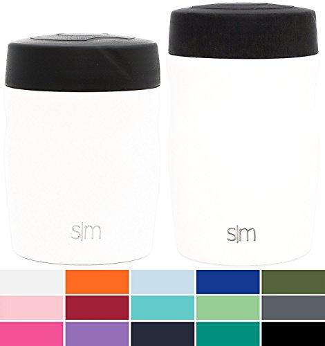 Einfache, moderne Rover Nahrung Jar–Vakuum instulated 18/8Edelstahl auslaufsicher Food Container–Hydro Thermos Fläschchen (Krug Mit Eis-container)