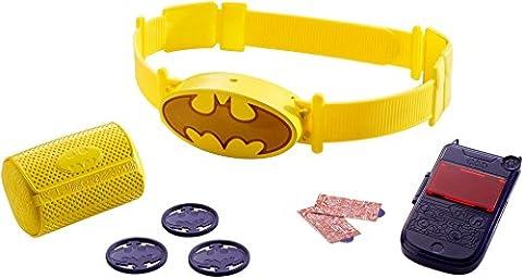 Mattel DNH04 - DC Super Hero Girls Batgirl Einsatzgürtel (Super Easy Halloween-kostüme Für Kinder)