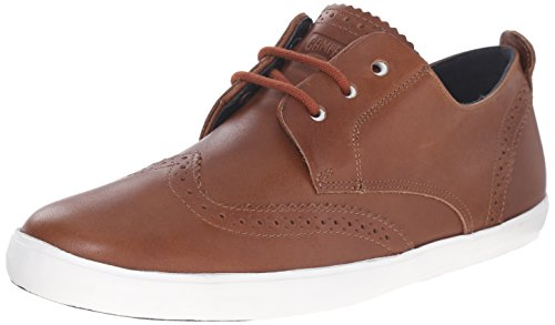 CAMPER Herren Dallas Cola/Jimi Blanco-Navy Stiefel Brown (Medium Brown)