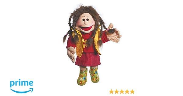 Lene Girl Puppet
