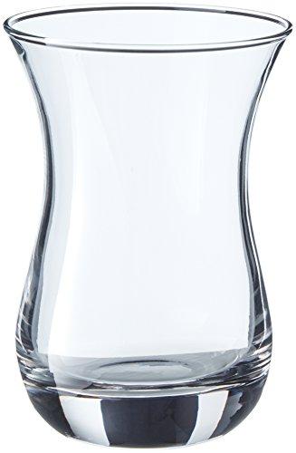 Pasabahce 62511 Aida Teeglas 140ml ohne Henkel, 6 Stück