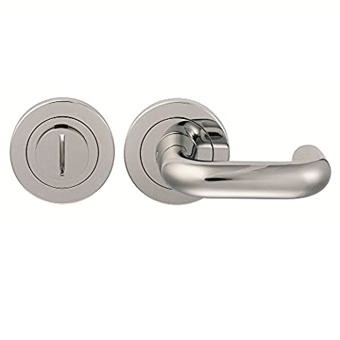 Carlisle Brass - SW105-IBSS - EUROSPEC - Steelworx 316 Disabled Thumbturn & Release With Indicator - Finish - Bright Stainless Steel