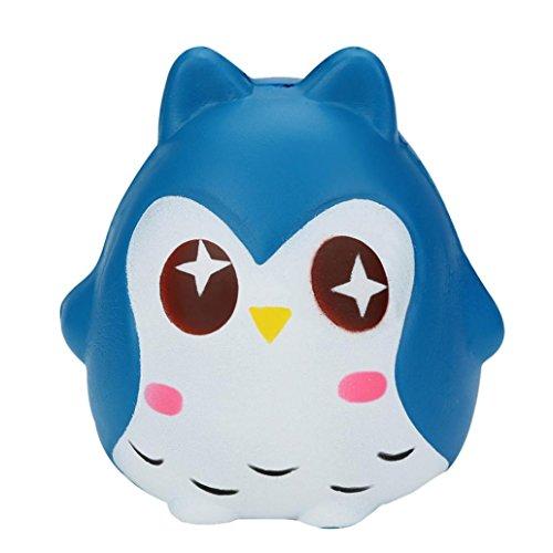 Jumbo Stress Kombination Weich Duft langsam Rising Toys Squeeze Angst Geschenke (Baby-eule Für Verkauf)