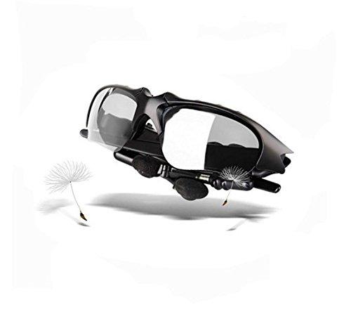 SHOFEYP Bluetooth-Brille Headset, Stereo, Sport Im Freien, Smart Riding Outdoor Drahtlose Sonnenbrille, Anti-Fog-Brille, Skibrille Kamera Glas