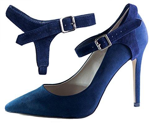 6aa8252ed9 Correas para Zapatos Removibles – Para sujetar zapatos de taco alto flojos  ...