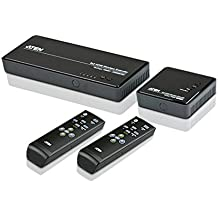 Aten Wireless Matrix HDMI / Extender 30 metros, Full HD 1080P, VE829-AT-G (30 metros, Full HD 1080P 5 entradas y 2 salidas)