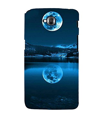 printtech Moon Light Water Nature Back Case Cover for LG GPro Lite / LG G Pro Lite Dual D686  available at amazon for Rs.324