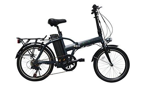 Byocycle Chameleon 20 Folding Electric Bike 2015