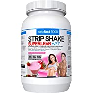 Diet Whey Protein Powder Shakes Weight Loss Support for Men & Women (Strawberry, 907g)