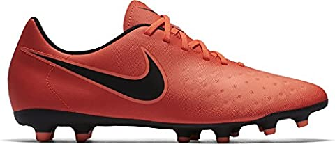 Nike Herren Magista Ola II FG Fußballschuhe, Rot (Total Crimson/Black-Brght Mango), 47.5 EU (Mercurial Vapor Ball)