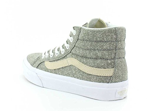 Vans Sk8-Hi Slim Sneaker Damen Frost Gray/ True White