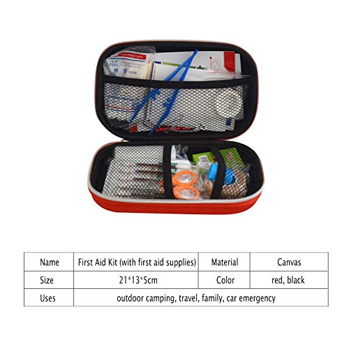 Zoom IMG-3 erliang kit di primo soccorso