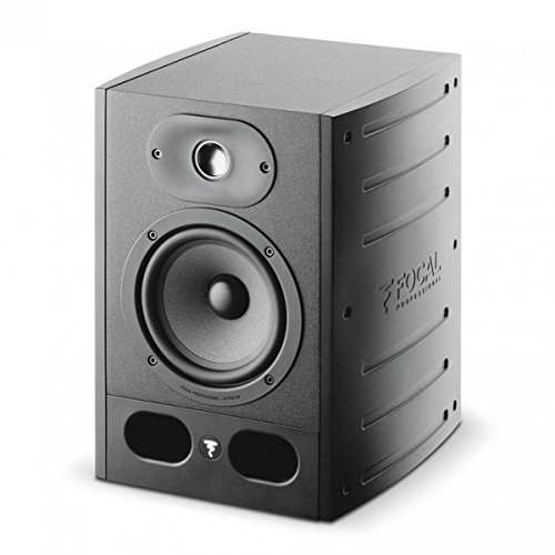 Focal Alpha 50 Monitor Studio, Nero