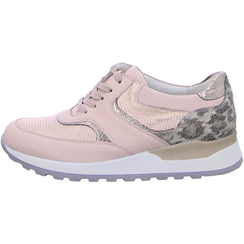 Waldläufer 364018-700-139, Chaussures À Lacets Femme Peau Bronce Corda