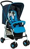 Hauck Buggy Sport / mit Liegefunktion, klein zusammenfaltbar / für Kinder ab Geburt bis 15 kg, Mickey Geo Blue (Blau)