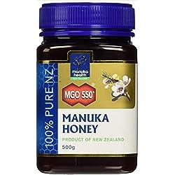 Manuka Honig MGO 550+ (500 g)