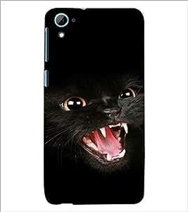 HTC DESIRE 826 WILD CAT Designer Back Cover Case By PRINTSWAG