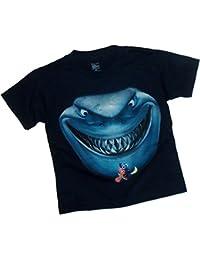 Marlin - Dory - Shark -- Finding Nemo Juvenile T-Shirt