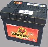 :BANNER Starterbatterie 30Ah 300AEN Starting Bull 53030