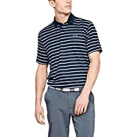 Under Armour (UNDKU) Performance 2.0 Divot Stripe - Camisa Polo Hombre