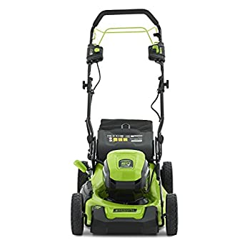 Greenworks 60V Self-propelled Lawn Mower 46cm (18