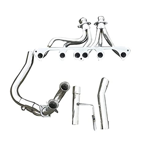 exhaust header for System 91-99 Jeep Wrangler