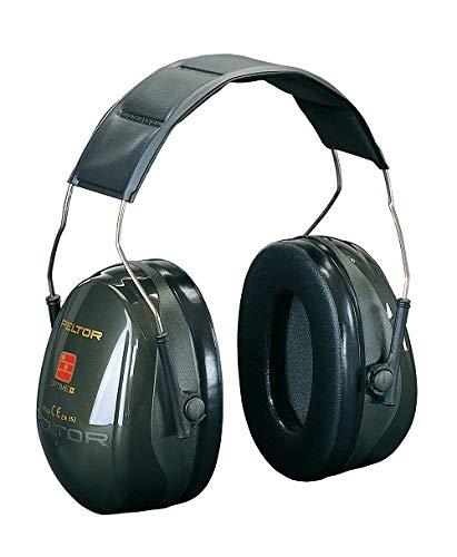 3M H520A  Peltor Kapselgehörschützer für Lärmpegel von 94 bis 105 dB, stufenlos verstellbare Kopfbügel,
