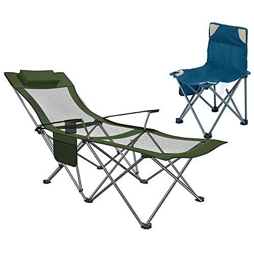 Campingstuhl, Klappbarer Camping-Liegestuhl mit Fußstütze und Getränkehalter - Outdoor-Liegestühle zum Fischen Beach-Soccer-Spiele - Unterstützt 120 kg - Schwarzes Tuch-spiel-stuhl