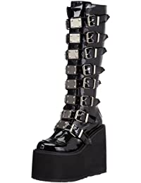 743356c1110 Amazon.es  Botas plataforma para mujer  Zapatos y complementos