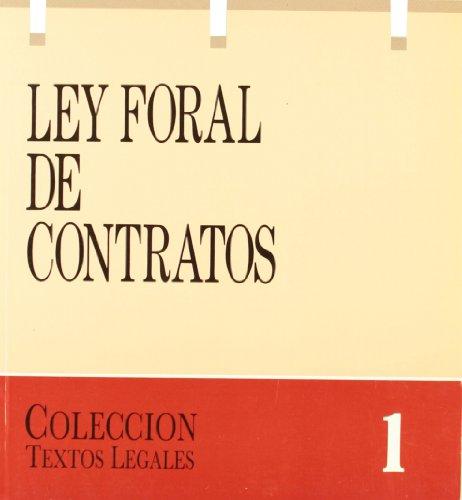 Ley foral 13/1986, de 14 de noviembre, de contratos... by Navarre (Spain) 242465181Ley foral 13/1986, de 14 de noviembre