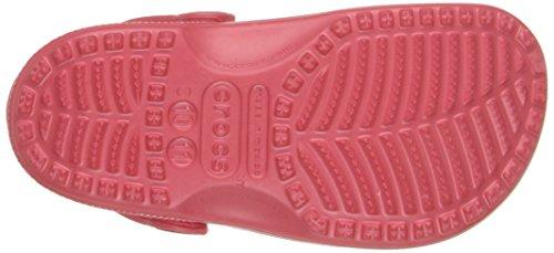 Crocs Classic Kids 1006, Sabot Unisex – Bambini Rosso