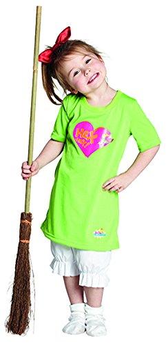Hexenhose Kostüm Hexe Hexenhose Hose für Kinder Gr. 128, 140, 152, 164, Größe:152