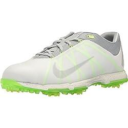 Nike Lunar Fire Zapatillas Deportivas de Golf, Hombre, Gris, 42.5
