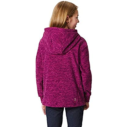 Regatta Children's Kalola Hooded Fleece 2