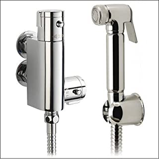 KIT2650: Thermostatic controllable warm water bidet shower kit