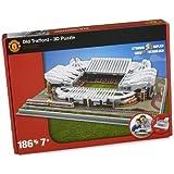 Man Utd 'Old Trafford' Stadion 3D Puzzle