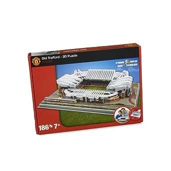 Nanostad 3705 – Manchester United Puzzle Unisex, Einheitsgröße