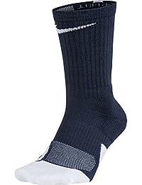 Nike U ELT Crew 1.5 Calcetines, Hombre